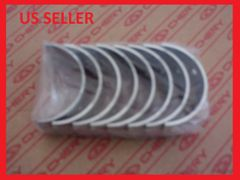 1100CC Main Bearings +.25