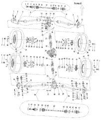 R2-R4 Driveline Parts