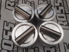 1100CC Forged Pistons Low Compression (8.7:1)