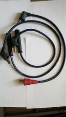 650CC Custom Ignition Wire made in the USA.Set Sand Spider Commando