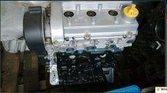 SQR 372 800cc Long Block Engine