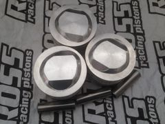 800CC Forged Pistons High Compression (11.5:1)