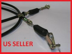Commando C4 Clutch Cable