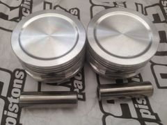 650CC Forged Pistons Low Compression (8.7:1)