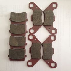 Brake Pad Set 250 viper & Devil