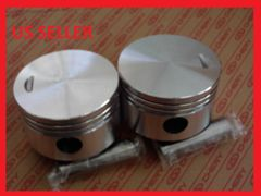 650C Piston set Assembly with rings and piston pins