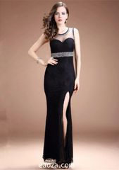 EA00007_ High Quality Evening Dress, Prom Dress