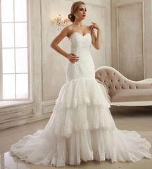 EA000140_ High Quality Wedding Gown