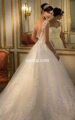 EA00010019_ High Quality Wedding Gown