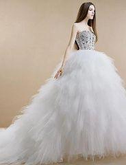 EA000143_ High Quality Wedding Gown