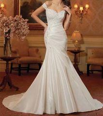 EA000128_ High Quality Wedding Gown