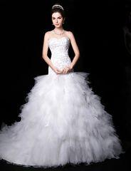 EA000145_ High Quality Wedding Gown