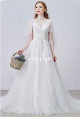 EA00010020_ High Quality Wedding Gown