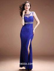 EA00006_ High Quality Evening Dress, Prom Dress