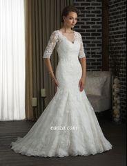 EA00010010_ High Quality Wedding Gown