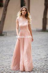 EA00002_ High Quality Evening Dress, Prom Dress, Bridesmaid Dress