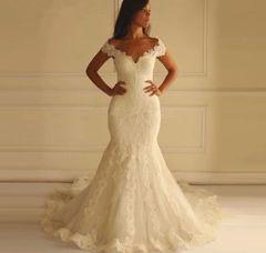 EA000133_ High Quality Wedding Gown