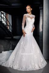 EA00010012_ High Quality Wedding Gown