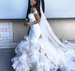 EA000134_ High Quality Wedding Gown