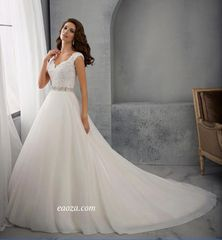 EA00010011_ High Quality Wedding Gown