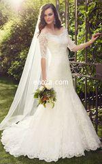 EA00010034_ High Quality Wedding Gown