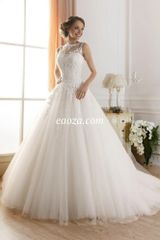 EA00010025_ High Quality Wedding Gown