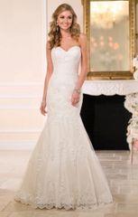 EA000129_ High Quality Wedding Gown