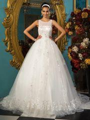 EA000125_ High Quality Wedding Gown