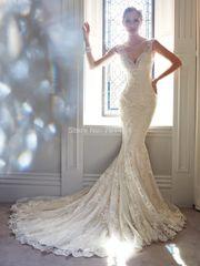 EA000141_ High Quality Wedding Gown