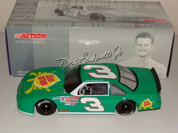 2002 Action 124 3 Sun Drop 1994 Asa Chevy Lumina Dale Earnhardt Jr Cwc