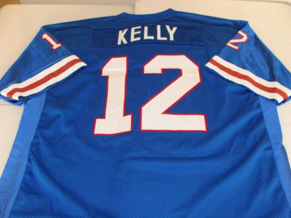 newest 710fe 010c8 sale 12 jim kelly jersey 4e444 a33a0