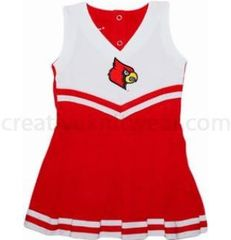 UofL Cheerleader Bodysuit