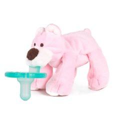 Pink Bear WubbaNub