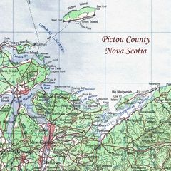 Pictou County Nova Scotia Canada