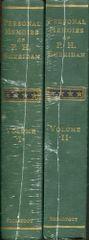 Personal Memoirs of P.H Sheridan-Volume 1 & 2