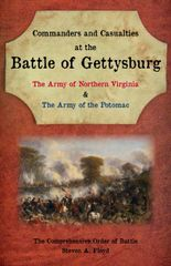 Commanders and Casualties at the Battle of Gettysburg