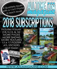 2018 Subscription!!