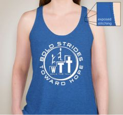 Logo Tank (Women's Cut)