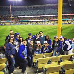 WTT + Dodgers Night