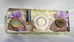 Lavender Pillow Spray / Soap / Sachet Gift Set