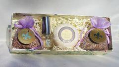 Lavender Pillow Spray / Soap / Sachet Gift Set