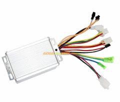 24V 250W BLDC Hub Motor Controller