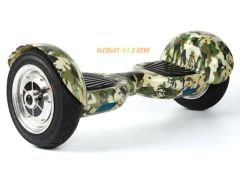 10 inch GoGohoverboard, Military Green