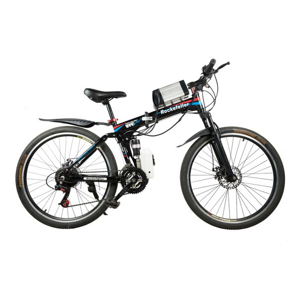 Foldable MTB bicycle 26 inch high carbon steel frame | GoGoA1.com is ...