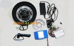 10-inch Hub Motor Kit for Folding Tricycle