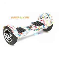 10-inch GoGo Hoverboard,scrawl