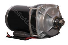 36V 1000W Geared Chain PMDC Motor