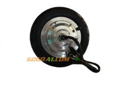 250/350W 5.5-inch Gearless BLDC Hub motor with Solid Tire