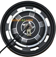 250 - 350 W BLDC Gearless 12-inch Steel Rim Hub motor