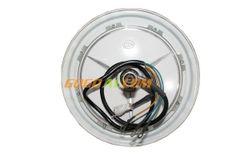 1000W BLDC Gearless 10-inch Hub motor
